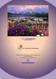 Das Ende des Verstandes - pachamama 2012