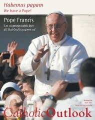 Habemus papam Pope Francis - Catholic Diocese of Parramatta ...