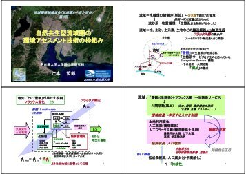 PDF ファイル - NHRI 名古屋流域圏水理研究院