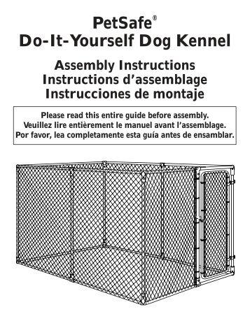 PetSafe Do-It-Yourself Dog Kennel