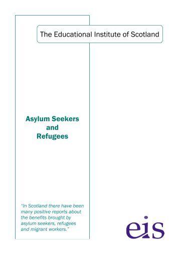 Asylum Seekers Leaflet - EIS