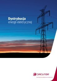Dystrybucja energii elektrycznej - Circutor