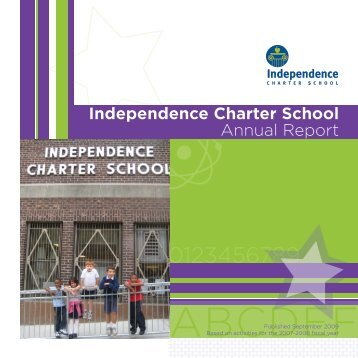 Independence Charter School Annual Report