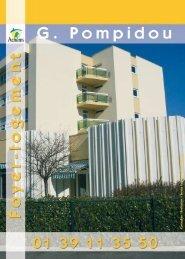 Livret d'accueil du foyer Pompidou (pdf-504,12 ko) - Achères