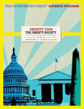 OBESITY 2009 - Plataforma Contra a Obesidade