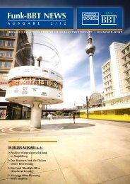 Funk-BBT News Ausgabe 2/2012 Positive ... - Funk Gruppe