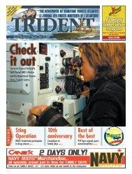 June 12, 2006 - Tridentnews.ca