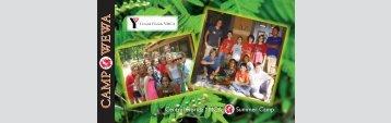 2008 Brochure - YMCA Camp Wewa