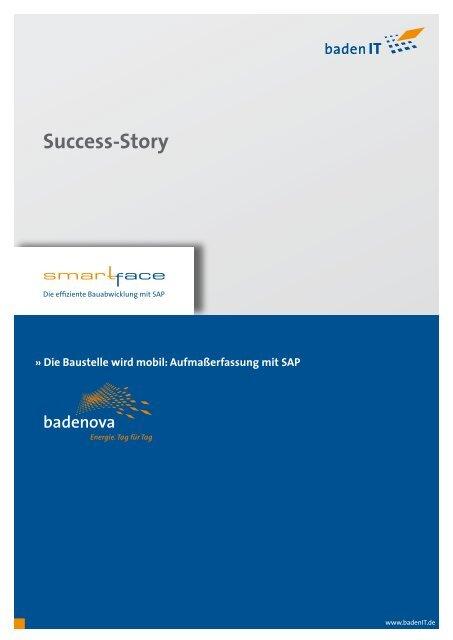 Success Story - Badenova (pdf) - badenIT
