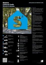 Geneva Cultural Trails - Ville de Genève