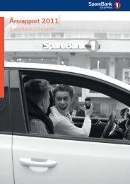 Last ned årsrapporten 2011 (PDF) - SpareBank 1