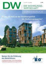 als PDF herunterladen - B & O Wohnungswirtschaft