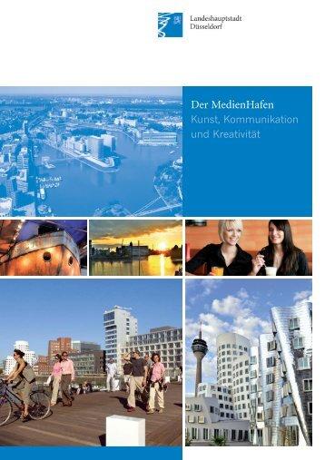 Der MedienHafen - Duesseldorf Realestate