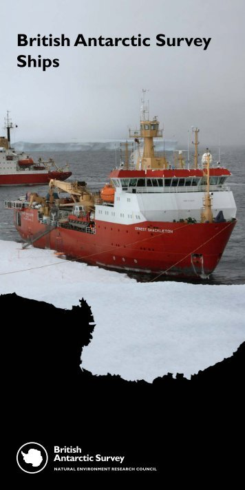 James Clark Ross - British Antarctic Survey