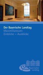 Maximilianeum - Bayerischer Landtag