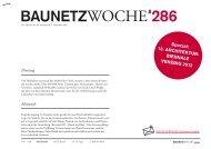 BAUNETZWOCHE#286