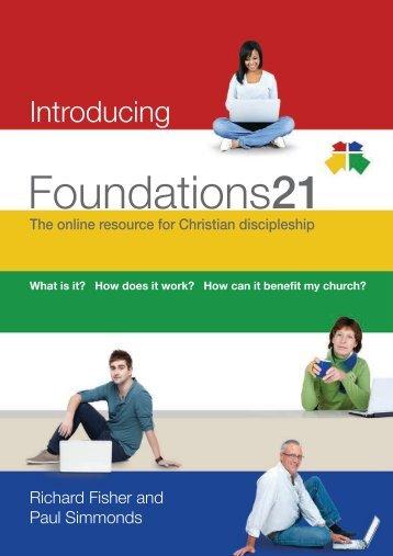 Foundations21 - Bible Reading Fellowship