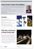 Evolo - the best choice for a major 'invest to save' - Urbis Lighting ... - Page 2