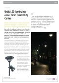 Evolo - the best choice for a major 'invest to save' - Urbis Lighting ... - Page 5
