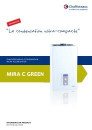 MIRA C GREEN - Climamaison