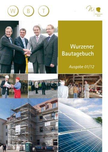 Dach – Fenster – Sanierung - Druckhaus Borna