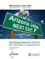 Building Arizona's Future: - Native Nations Institute - University of ...