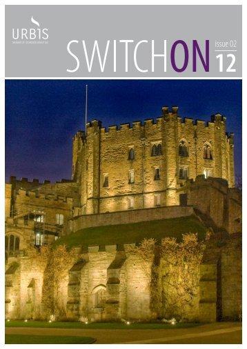 switch on 02 - Urbis Lighting Limited