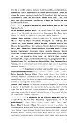 Acta de la sesión solemne número 9 del Honorable ... - Guanajuato