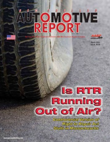 March 2010 New England Automotive Report - Thomas Greco ...