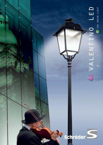 valentino led - Schréder