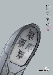 Saphir LED - Schréder