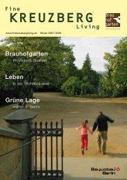 Fine Kreuzberg Living – Das Brauhofgarten ... - Viktoria Quartier