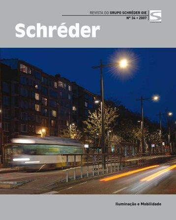 Iluminação e Mobilidade - Schréder