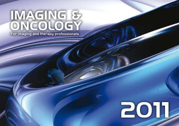 IMAGING & ONCOLOGY - Society of Radiographers