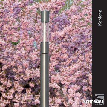 KOBLENZ City Notebook - Schréder