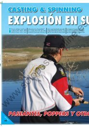 CASTING & SPINNING - Solopescaonline.es