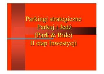 16325Parkingi strategiczne cz.1.pdf - Warszawa