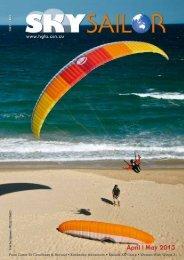 April/May - Hang Gliding Federation of Australia