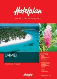 CaRaIBI - Travel Operator Book