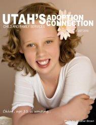 August 2010 - Adoption Exchange
