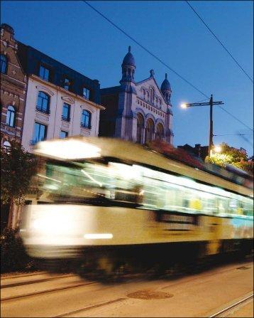 Alumbrado y movilidad: Schréder, partícipe de las ciudades
