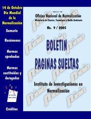 9 - Boletín Páginas Sueltas