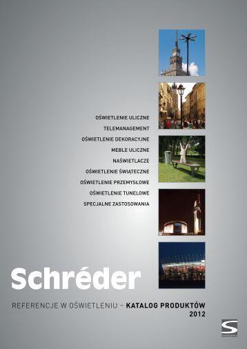katalog produktów 2012 - Schréder