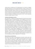M e d i e n m i t t e i l u n g - Investor Relations - Mobimo - Seite 2
