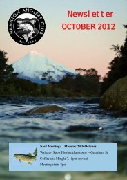 Hamilton Anglers Club October 2012 - Christchurch Fishing and ...