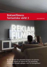 Lärarhandledning - SLI.se