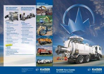 KAISER Eco-Combi