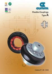 Flexible Couplings - Industrial Clutch Parts Limited