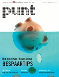 Punt nr. 2 april 2013 - FNV Bouw
