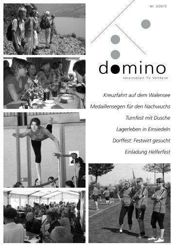 domino - TV Veltheim